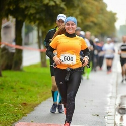 7. Tartu Linnamaraton - Anni Adamson (600)