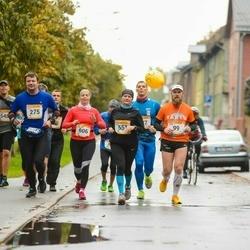 7. Tartu Linnamaraton - Aare Huik (99), Raivo Loost (275), Aleksandr Jegorov (485), Ülle Suursaar (551), Kadri-Ann Jundas (606)