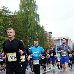 7. Tartu Linnamaraton - Ando Mesi (1955), Priit Libe (1976), Martin Hoffberger (2090)