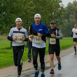 7. Tartu Linnamaraton - Aarne Seeba (1085), Raivo Kaegas (1188), Margus Kaegas (1191)