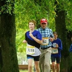 7. Tartu Linnamaraton - Björn Puna (52), Janek Trepp (127), Jürgen Aas (1018)