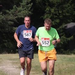 RMK Kõrvemaa Triatlon - Matis Märtson (552), Ürgo Kard (587)