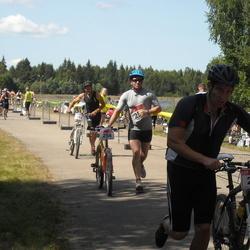RMK Kõrvemaa Triatlon - Jaan Toomingas (254), Kuldar Kirt (275)