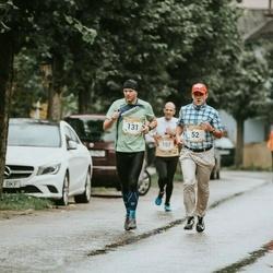 7. Tartu Linnamaraton - Björn Puna (52), Kristjan Sahtel (131)