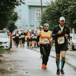 7. Tartu Linnamaraton - Margus Ratassepp (337), Anni Adamson (600)