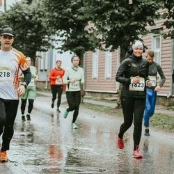 7. Tartu Linnamaraton - Urmet Külaots (1218), Brenda Põlluste (1823)