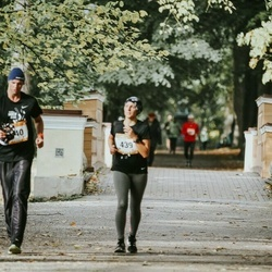 7. Tartu Linnamaraton - Svetlana Šanceva (439), Agris Samcovs (440)