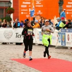 7. Tartu Linnamaraton - Anastassia Safonova (3053), Mariliis Põld (3298)