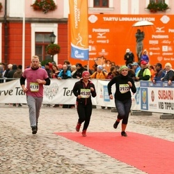 7. Tartu Linnamaraton - Karoliina Omuk (3972), Arles Rosenthal (4178), Helen Tammiksaar (4530)