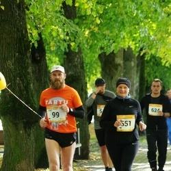 7. Tartu Linnamaraton - Aare Huik (99), Ülle Suursaar (551)