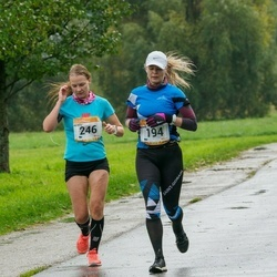 7. Tartu Linnamaraton - Anni Niidumaa (194), Kertu Kula (246)