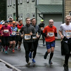 7. Tartu Linnamaraton - Elmo Raudpuu (124), Aron-Sven Kilk (249)