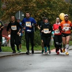7. Tartu Linnamaraton - Aare Huik (99), Raivo Loost (275), Ülle Suursaar (551), Nicklas Randall Malling Nielsen (624)