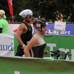 Tartu Mill Triatlon - Anna Maksimova (21), Toms Jankovskis (69)