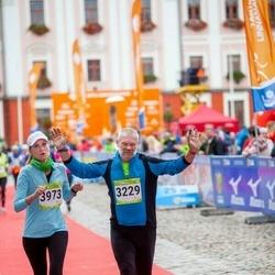 7. Tartu Linnamaraton - Aare Tinn (3229), Eili Järve (3973)