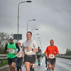 7. Tartu Linnamaraton - Kalle Lellep (57), Anders Glette (381), Otto Riisenberg (447)
