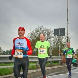 7. Tartu Linnamaraton - Maigi Vaikla (88), Janek Vana (144), Artur Rauhiainen (449)