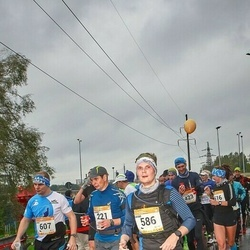 7. Tartu Linnamaraton - Andrey Denisov (221), Aivar Kruup (586), Ago Urb (607)