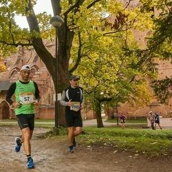 7. Tartu Linnamaraton - Kalle Lellep (57), Aarne Seeba (1085)