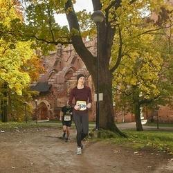 7. Tartu Linnamaraton - Agne Väljaots (1539)