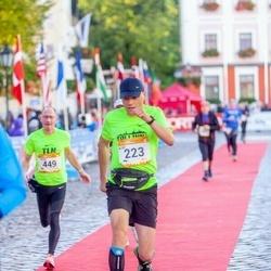 7. Tartu Linnamaraton - Aldo Randmaa (223), Artur Rauhiainen (449)