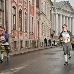 7. Tartu Linnamaraton - Ene Ojaperv (296), Kert Pallo (4285)