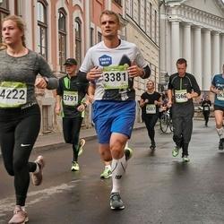 7. Tartu Linnamaraton - Ando Ling (3381), Margus Lill (3791), Luisa Lotta Terep (4222), Rauno Ruut (4568)