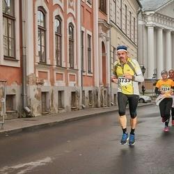 7. Tartu Linnamaraton - Reet Luhaäär (3314), Aare Kiik (3733)