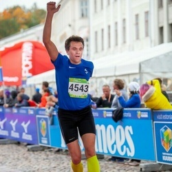 7. Tartu Linnamaraton - Priit Rooden (4543)