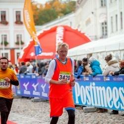 7. Tartu Linnamaraton - Ermo Pajuväli (3420)
