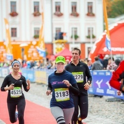 7. Tartu Linnamaraton - Kati Kiipsaar (3183), Anna Maria Võsu (4525)