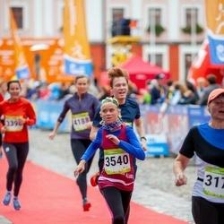 7. Tartu Linnamaraton - Anna Marija Zake (3540)