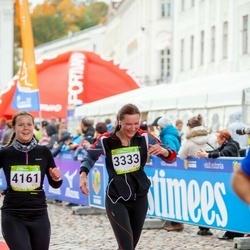 7. Tartu Linnamaraton - Karin Veske (3333), Age Utt (4161)