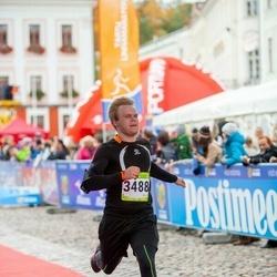 7. Tartu Linnamaraton - Arnold Adamson (3488)