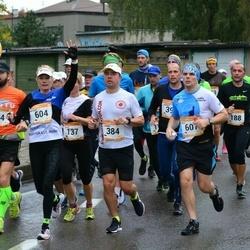 7. Tartu Linnamaraton - Andrus Rüütelmaa (94), Maris Moor (137), Janar Müür (188), Andrey Denisov (221), Varmo Vares (384), Merike Annuk (604), Ago Urb (607)