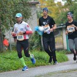 7. Tartu Linnamaraton - Taimo Nellis (333), Svetlana Šanceva (439), Agris Samcovs (440)