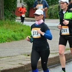 7. Tartu Linnamaraton - Ainar Ojasaar (251), Tatjana Tsurkina (273)
