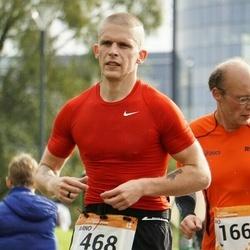 7. Tartu Linnamaraton - Arno Kärg (468)