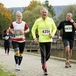 7. Tartu Linnamaraton - Ivar Lilla (4356), Meelis Kaldma (4433), Anda Sproge-Vavere (4590)
