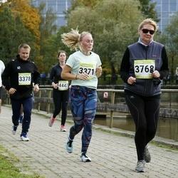 7. Tartu Linnamaraton - Helena Pallon (3371), Anneli Vellerind (3768)