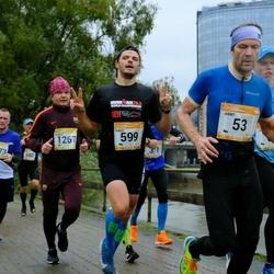 7. Tartu Linnamaraton - Arno Bachaus (53), Taago Tulf (599), Marek Pohla (1267)