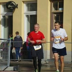 7. Tartu Linnamaraton - Roman Startsev (361), Arno Kärg (468)