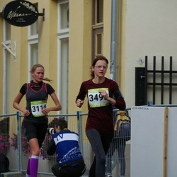 7. Tartu Linnamaraton - Kadi Ruut (3114), Anna-Liisa Pehlak (3493)