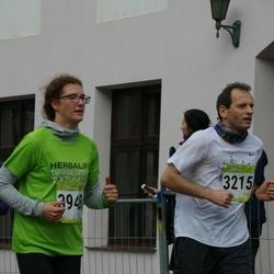 7. Tartu Linnamaraton - Tomasz Szeratics (3215), Anni Kübarsepp (3948)