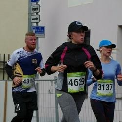 7. Tartu Linnamaraton - Reelika Jaanverk (3137), Mirko Kool (4310), Anna Naumova (4629)