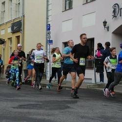 7. Tartu Linnamaraton - Tambet Laasik (3358), Leana Kolsar (3606), Pillerin Vilipuu (4152), Artur Võlu (4422), Sandra Raju (4608)