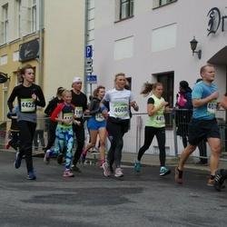 7. Tartu Linnamaraton - Tambet Laasik (3358), Pillerin Vilipuu (4152), Artur Võlu (4422), Mari Hütsi (4471), Sandra Raju (4608)