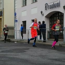7. Tartu Linnamaraton - Ermo Pajuväli (3420), Kaisa Arumäe (4257)