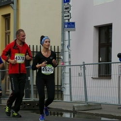 7. Tartu Linnamaraton - Toomas Talumets (4378), Anna Maria Võsu (4525)