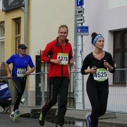 7. Tartu Linnamaraton - Margus Luik (4186), Toomas Talumets (4378), Anna Maria Võsu (4525)